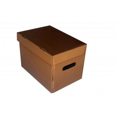 Картонная коробка 325x235x235