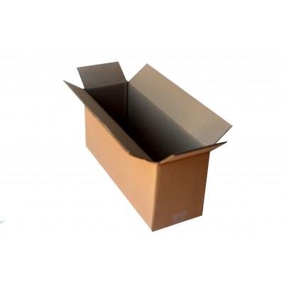 Картонная коробка 380x124x170