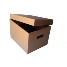 Картонная коробка 395*315*270