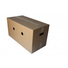 Б/У Картонная коробка 600х300х330