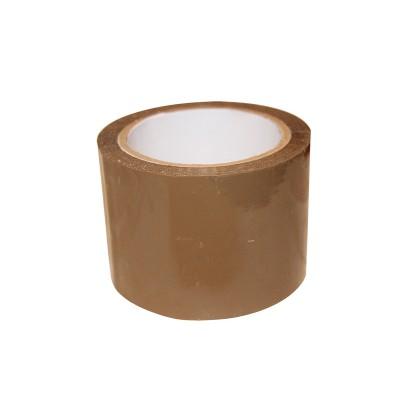 Скотч коричневый 40мкм, 66м, 72мм