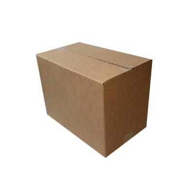 Картонная коробка 340x120x190
