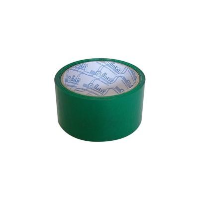 Скотч зеленый, 43мкм, 40м, 48мм