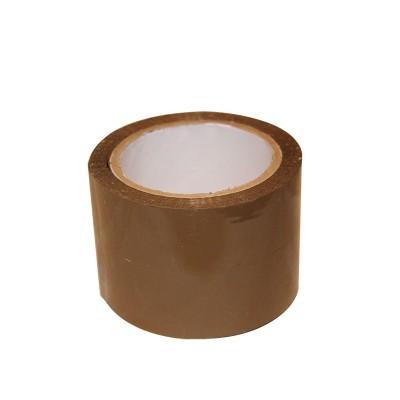 Скотч коричневый 50мкм, 66м, 72мм